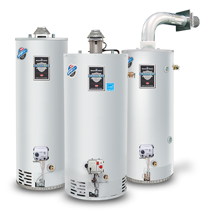 Gas and Electric Hot Water Tanks